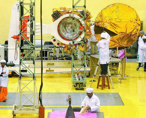 Countdown to India's maiden Mars Orbiter Mission begins - The Times of India | Science | Scoop.it