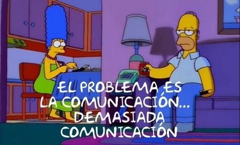 Este buscador encuentra cualquier fotograma de Los #Simpson y lo convierte en un #meme   Orientar   Scoop.it