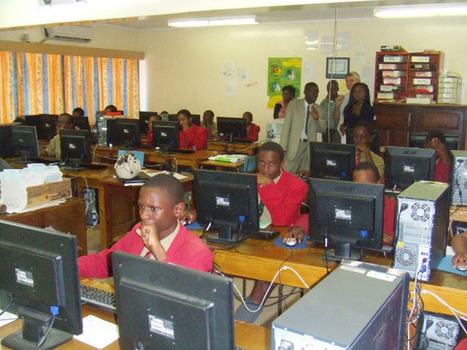 British company brings ICT to rural school | Global Rural Schools Collaboration-Europe and India | Scoop.it