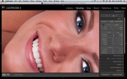 Teeth Whitening in Lightroom 4 | Lightroom | Scoop.it