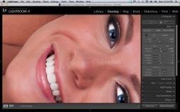 Teeth Whitening in Lightroom 4 | Lightroom | Scoop.it