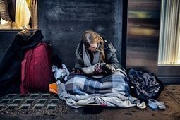 Gimme shelter: stories from London's homeless | Living-in-London Today | Scoop.it
