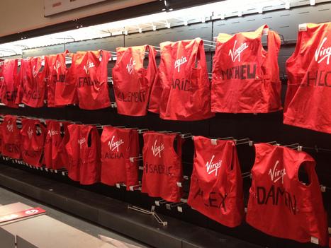 Virgin occupés: le dernier round des gilets rouges - Rue89   Bruce Springsteen   Scoop.it