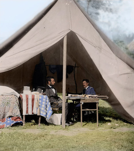 24 Historic Black and White Photos Colorized | xposing world of Photography & Design | Scoop.it
