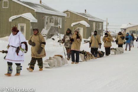 #IdleNoMore: Quebec Cree on epic walk to Ottawa picking up supporters along the way | Toronto Star | State of Flux Weekly | Scoop.it