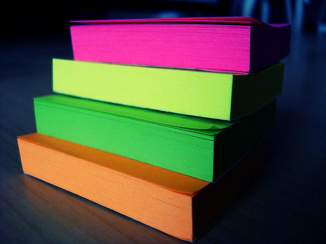 Four Post-Its to Post Over Our Desks | Write for us | Scoop.it