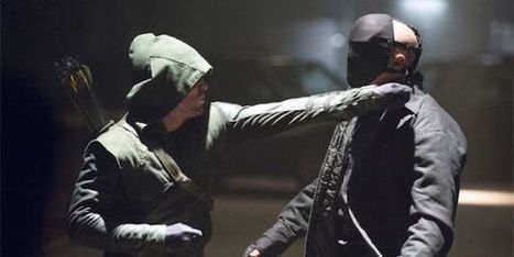 How Arrow Is Keeping Its Fights Realistic In Season 5 - CINEMABLEND | ARROWTV | Scoop.it