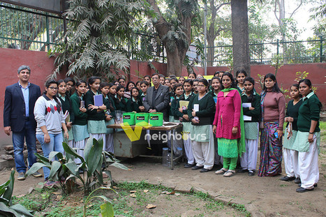 Sensitizing students against food wastage through Kitchen Gardening - | Foods & Drinks | Scoop.it