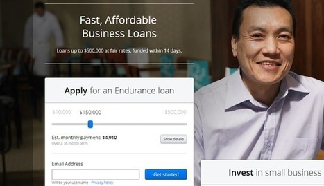 The Small Business Crowdlending | P2P and Social Lending: Global Trends | Scoop.it