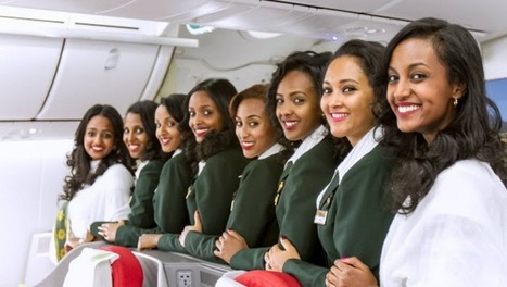 Ethiopian Airlines Makes History With All-Women Operated Crew From Start To Finish – Financial Juneteenth   Airline Services   Scoop.it