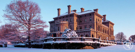 Christmas At The Newport Mansions | Newport Mansions | Holly & Ivy - Holiday Cheer & Recipes | Scoop.it