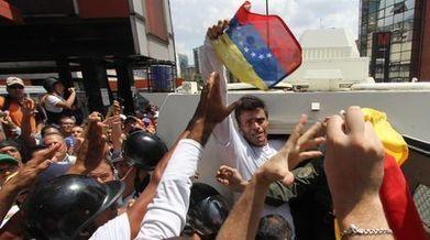 Leopoldo López llama a aumentar la presión   Venezuela Despierta #LaSalida   Scoop.it