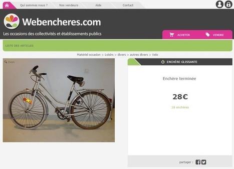 Les sites de vente aux enchères pour acheter un vélo d'occasion ! - Comment acheter un vélo d'occasion moins cher? | Revue de presse | Scoop.it