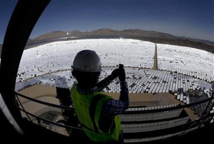 Huge US solar plant lags in early production | Sustain Our Earth | Scoop.it