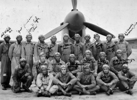 Summary Of the Tuskegee Airmen | Tuskegee Airman In World War 2 | Scoop.it