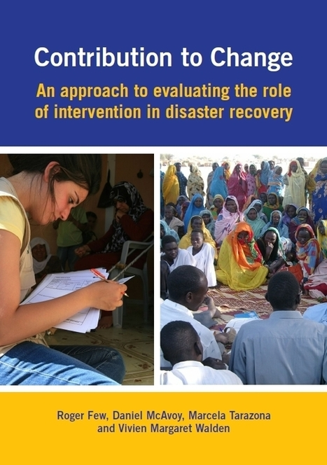 Launch: the contribution to change guide | Event | Overseas Development Institute (ODI) | Monitoring capacity development | Scoop.it