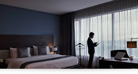 Accor sees 'blurring' as a growing travel trend | Luxury hotel and technology | Scoop.it