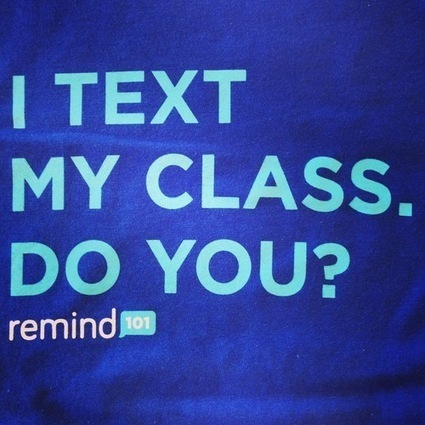 Remind 101, the popular free service for sending text messages to groups of students | Web 2.0 for your e-Classroom! | Scoop.it