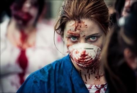 Les zombies débarquent à Lyon ce week-end | firefox-comicsandgeek | Scoop.it
