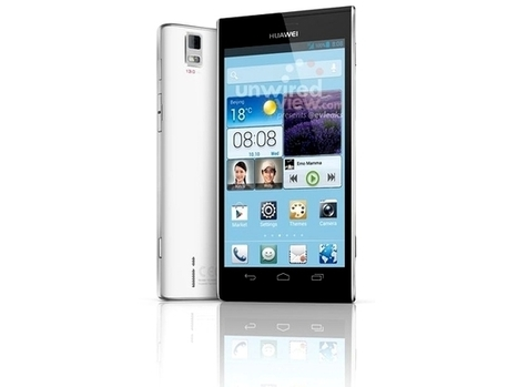 Huawei Ascend P2 Specifications, Price & Release Date | Specifications of Smartphones | Scoop.it