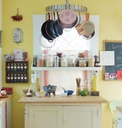 Seven Tips for Keeping Your Apartment Kitchen Organized | Best Home Organizing Tips | Scoop.it
