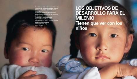 LOS NIÑOS Y LOS OBJETIVOS DEL DESARROLLO DEL MILENIO | Guías y Artículos en Pediatría | Scoop.it