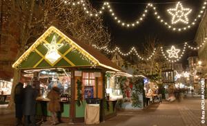 Les grandes illuminations de Noël à Colmar   A voir et à savoir autour de chez moi   Scoop.it