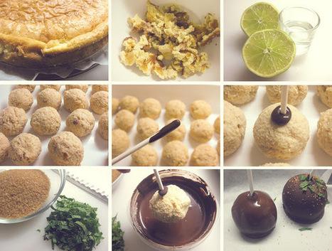 Cakepops de Mojito | Una nova dèria: cupcakes | Scoop.it
