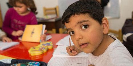 L'Egypte accueille 133.800 réfugiés syriens - dont 75.000 enfants - ayant fui leur pays pour cause de guerre civile. | Égypt-actus | Scoop.it
