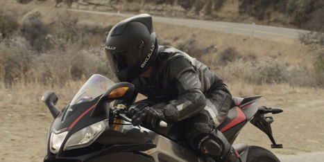 The AR Skully Motorcycle Helmet Saves Bikers from Crashes | TECH NEWS, MOBILE APPS - GAMES, Virtual Reality, Unity3D | Scoop.it