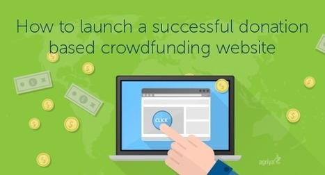 How to launch a successful donation based crowdfunding website | Clone script | Scoop.it
