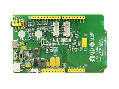 MediaTek LinkIt ONE Giveaway | Embedded Systems News | Scoop.it