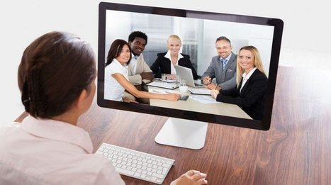 Top 10 Web Conferencing Software Tools For eLearning Professionals - eLearning Industry | Transformational Teaching and Technology | Scoop.it