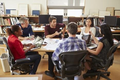 4 Ways to Create Positive Synergy in Team Meetings - Zoom Blog   Edu-Vision- Educational Leadership   Scoop.it