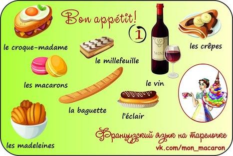 Gastronomie française | FLE enfants | Scoop.it