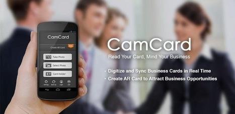 CamCard - BCR (Western) v4.3.0_20131021 - APK Pro World | APK Pro Apps | Scoop.it