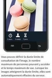 Phantom. Un snapchat like pour les reseaux sociaux | Les outils du Web 2.0 | Scoop.it