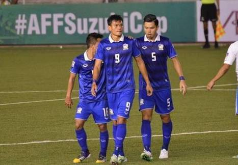 Philippines vs Thailand Football Live stream Suzuki Cup 2016 - Group A | Current Event | Scoop.it