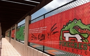 Full Color Mesh Banners Ideal for Buildings & Outdoor Events | Prisma Banners | Scoop.it