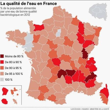 La qualité de l'eau en France surprend |La pollution des eaux en France | Autres Vérités | Scoop.it