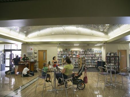Mesa Public Library wants you to grow -- literally | SocialLibrary | Scoop.it