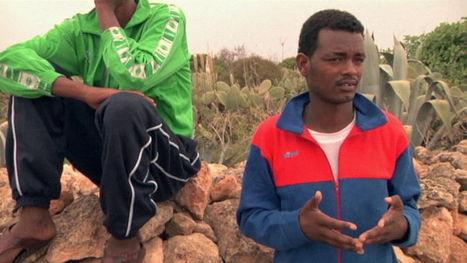 Ramp Lampedusa: overlever getuigt   Vluchtelingen en Asielzoekers in Europa   Scoop.it