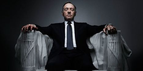 Pourquoi House of cards révolutionne l'univers des séries télé – Metro | ACTUALITÉ DES WEBSERIES | Scoop.it
