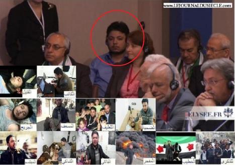 Crise d'angoisse à l'Elysée qui retire en catastrophe une vidéo de la conférence de F. Hollande sur la Syrie ! | BRUT D'ACTU | Scoop.it