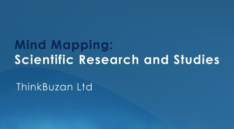 Mind Mapping: Scientific Research an Studies | Medic'All Maps | Scoop.it