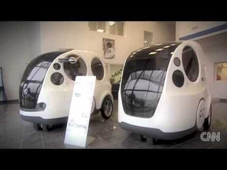 Airpod, the Car That Runs on Air [video]   Human and Technology   Scoop.it