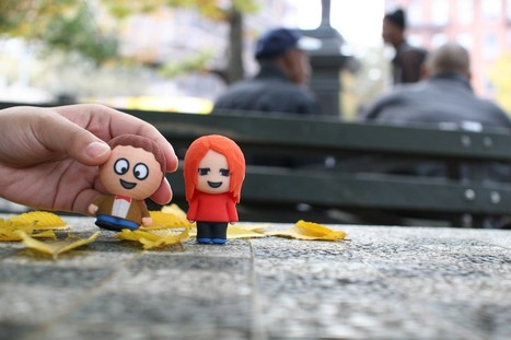 Amazon jumps into 3-D printing market with bobbleheads, more | Social Media & Etail | Scoop.it