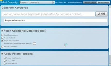 TOOLS - 5 keyword research tools to dramatically increase your website traffic | e-commerce & social media | Scoop.it