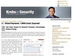 1,5 million de cartes bancaires compromises | Sécurité informatique et cyber-criminalité | Scoop.it
