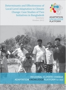 Determinants and Effectiveness of Local-Level Adaptation to Climate Change: Case Studies of Two | Communication for Sustainable Social Change | Scoop.it